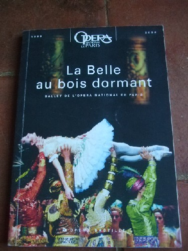 La Belle au bois dormant, ballet de l'Opera National de Paris.