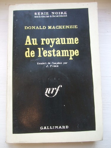 Au royaume de l'Estampe.