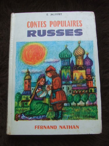 Contes Populaires Russes.