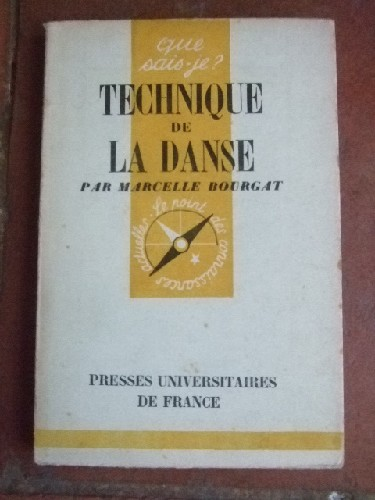 Technique de la danse.