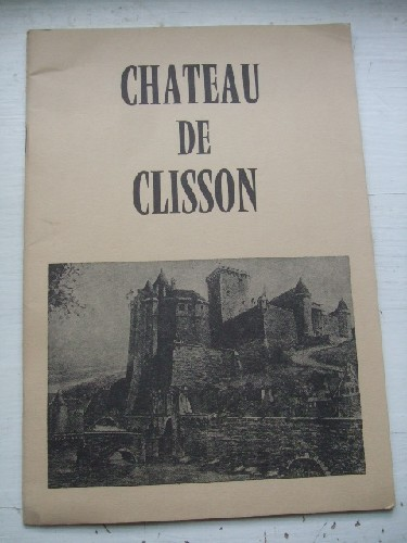 Chateau de Clisson.