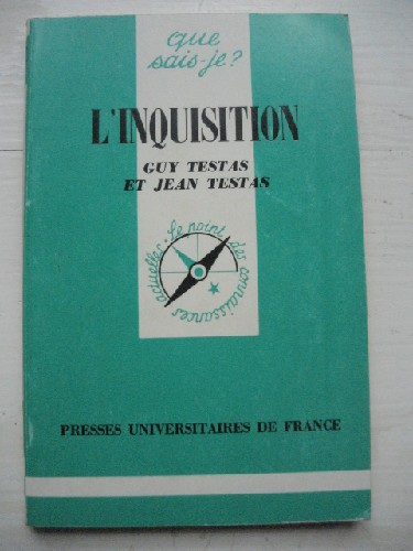 L'Inquisition. N°1237