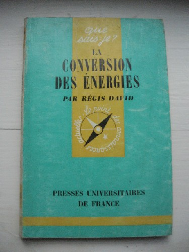 La Conversion des Energies. N°1205